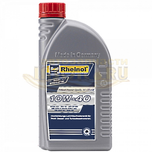 RHEINOL Primol Power Synth CS Diesel 10W-40 1L