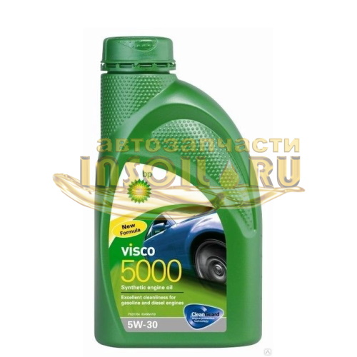 BP Visco 5000 5W-30 1L