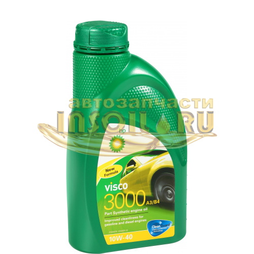 BP Visco 3000 10W-40 1L